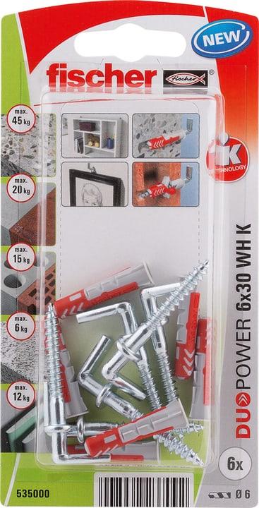 DUOPOWER 6 x 30 avec crochet droit fischer 605440500000 Photo no. 1
