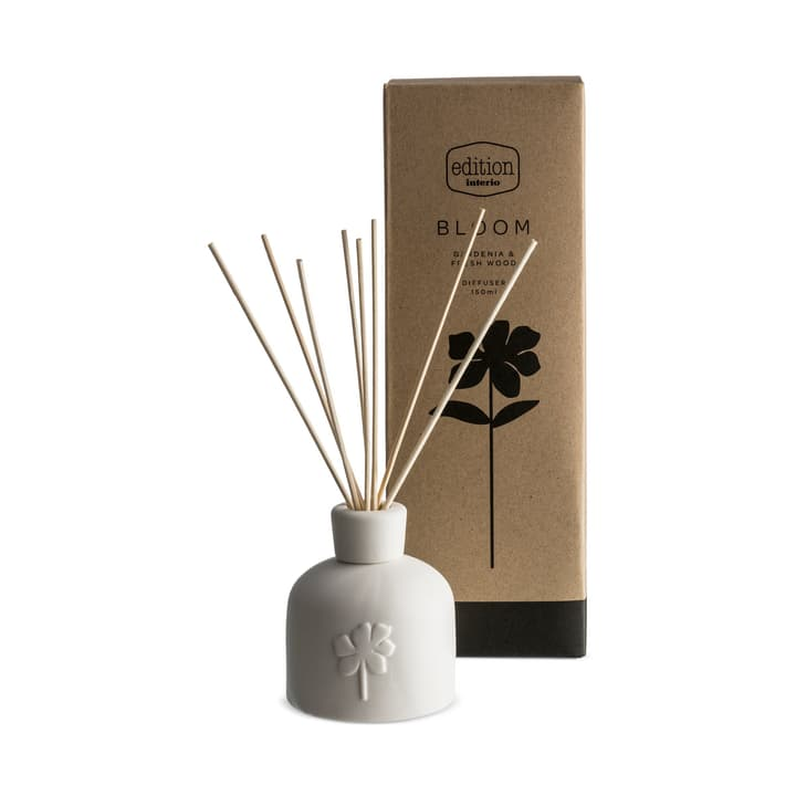 BLOOM Diffuser Edition Interio 396112400000 Inhalt 150.0 ml Duft Gardenia of Tahiti Bild Nr. 1
