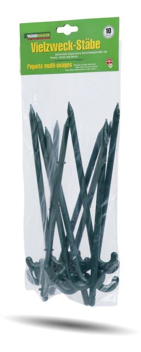 Bâtons multifonctionnels Tiges pour plantes Windhager 631260900000 Photo no. 1