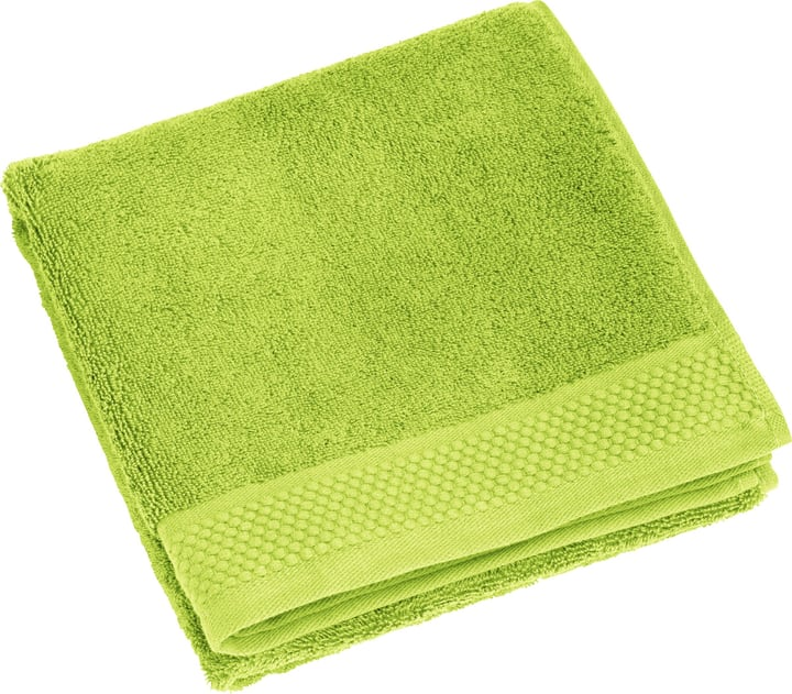 NEVA Linge de bain 450849720662 Couleur limetta Dimensions L: 100.0 cm x H: 150.0 cm Photo no. 1