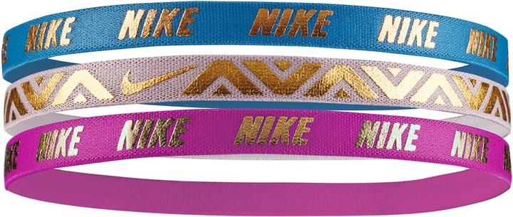 METALLIC HAIRBAND 3 PACK Bandeaux métallique Nike 464905499993 Couleur multicolore Taille onesize Photo no. 1