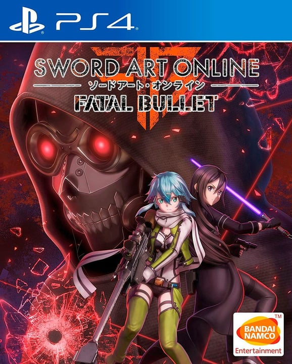 Sword Art Online: Fatal Bullet [PS4] (D/F/I) 785300131100 Photo no. 1
