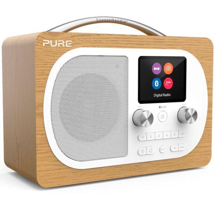 Evoke H4 - Eiche DIgitalradio DAB+ Pure 785300127371 Bild Nr. 1