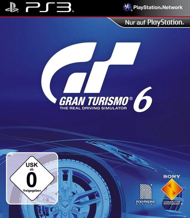 PS3 - Gran Turismo 6 Physique (Box) 785300121568 Photo no. 1