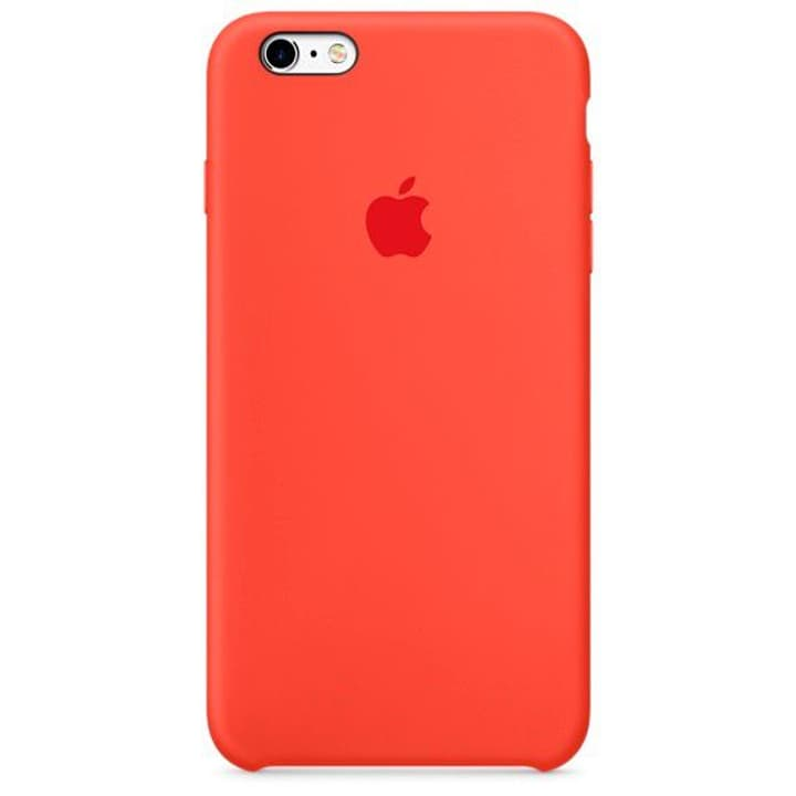 custodia apple iphone x arancione