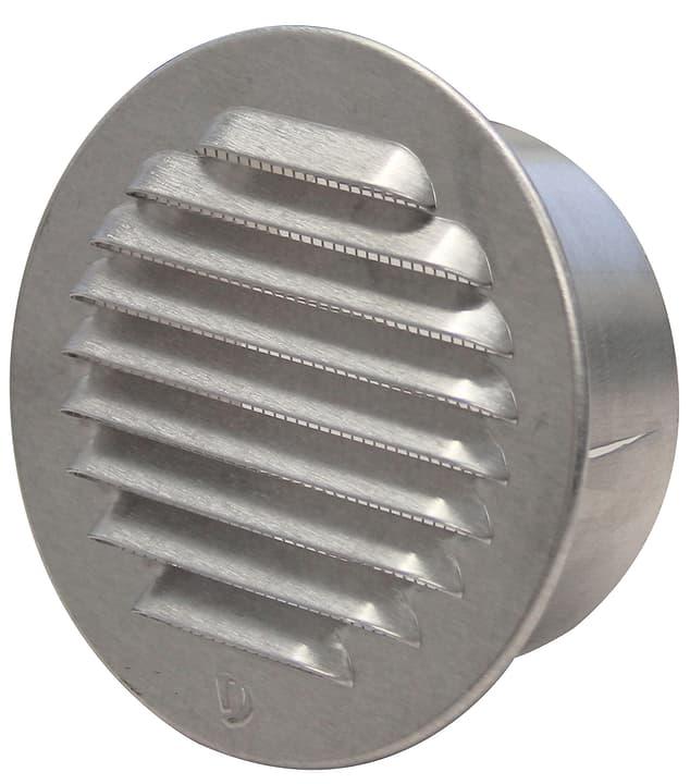 Griglia di aerazione con montanti Suprex 678033000000 Colore Alluminio Annotazione Ø 100 mm N. figura 1