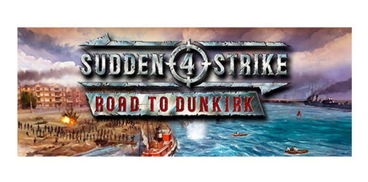 PC - Sudden Strike 4: Road to Dunkirk Download (ESD) 785300133392 Photo no. 1