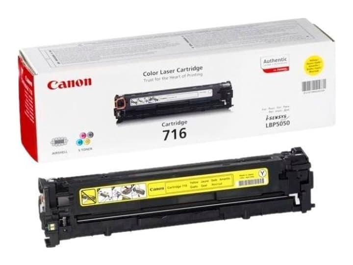 716 Toner-Modul yellow Canon 797549700000 N. figura 1