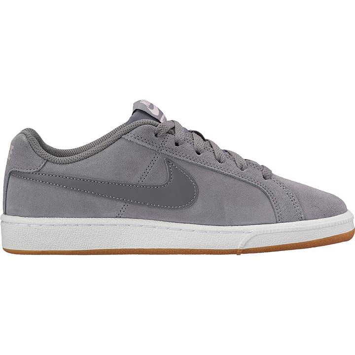 Court Royale Suede Chaussures de loisirs pour femme Nike 463317238081 Couleur gris claire Taille 38 Photo no. 1