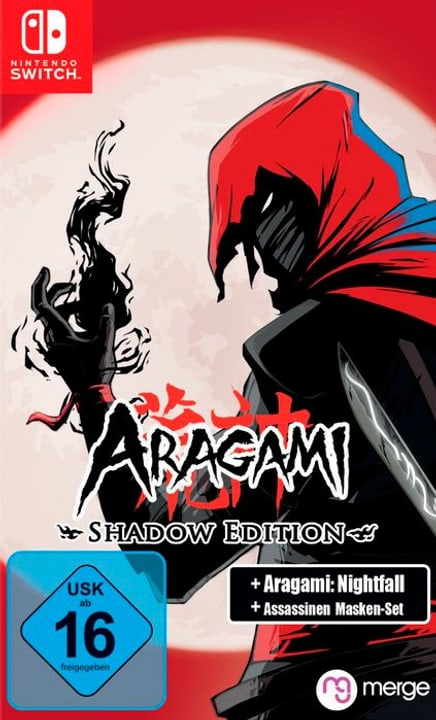 NSW - Aragami - Shadow Edition D Box 785300141636 Bild Nr. 1