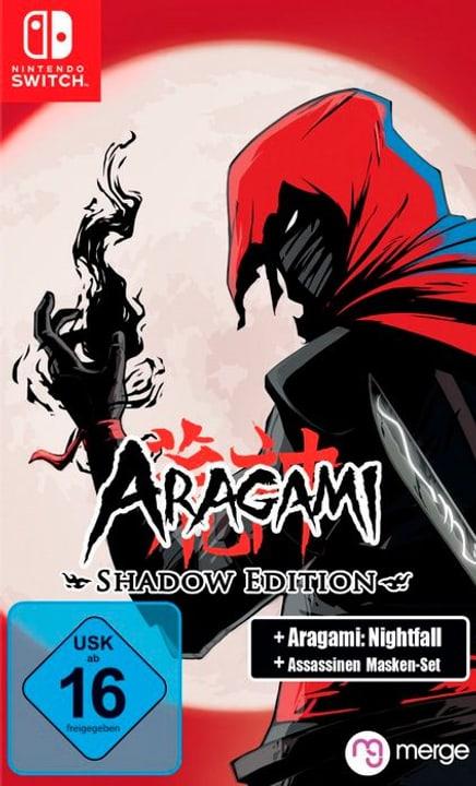 NSW - Aragami - Shadow Edition D Box 785300141636 N. figura 1