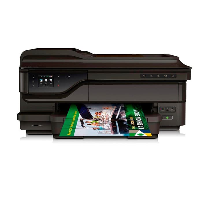 Officejet 7612 Wide Format A3 eAiO Imprimante multifonction HP 785300125180 Photo no. 1