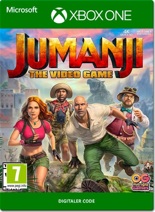 Xbox One - Jumanji: The Videogame Box 785300148235 Photo no. 1