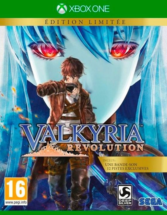 Xbox One - Valkyria Revolution - Day One Edition Box 785300122280 Photo no. 1