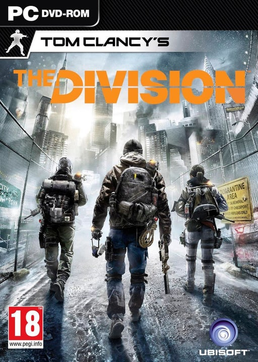 PC - Tom Clancy's The Division Fisico (Box) 785300120276 N. figura 1