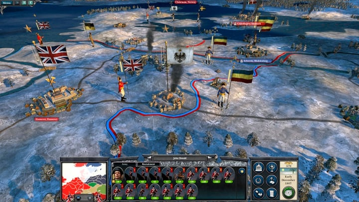 PC - Napoleon: Total War Collection (Mac) Download (ESD) 785300133390 N. figura 1