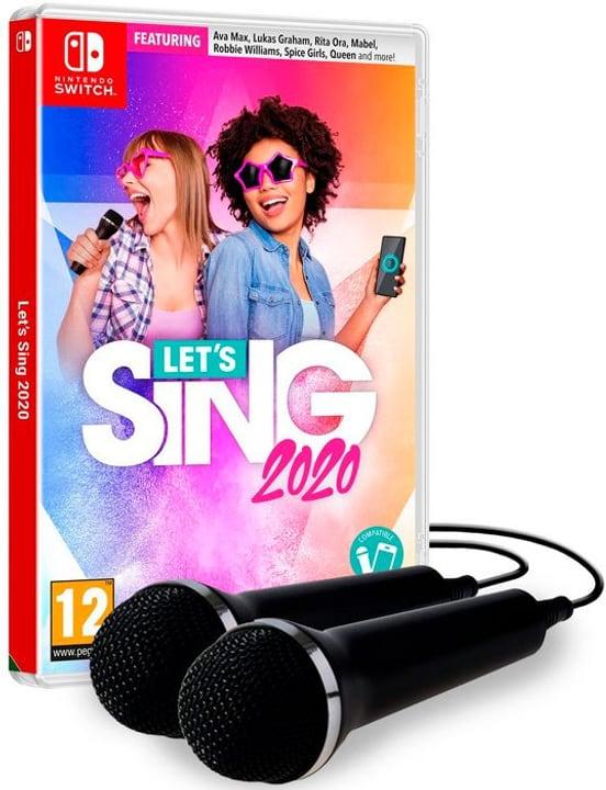 NSW - Let's Sing 2020 + 2 Mics Box 785300146827 N. figura 1