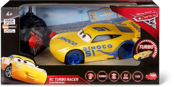 RC Cars 3 Turbo Racer Cruz Ramirez 747430100000 Photo no. 1