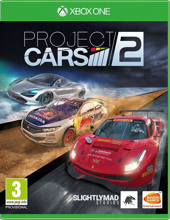 Xbox One - Project CARS 2 Physisch (Box) 785300122509 Bild Nr. 1