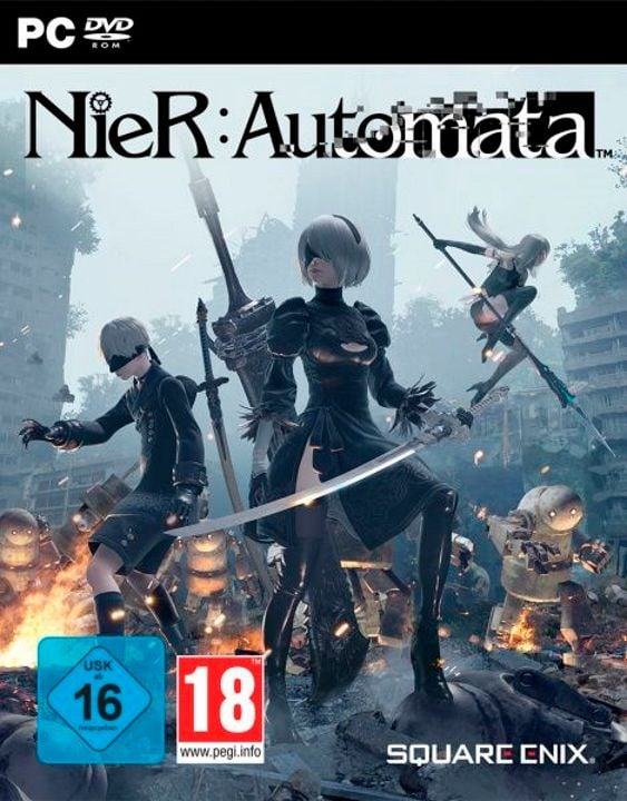 PC - Nier: Automata Box 785300128882 Photo no. 1