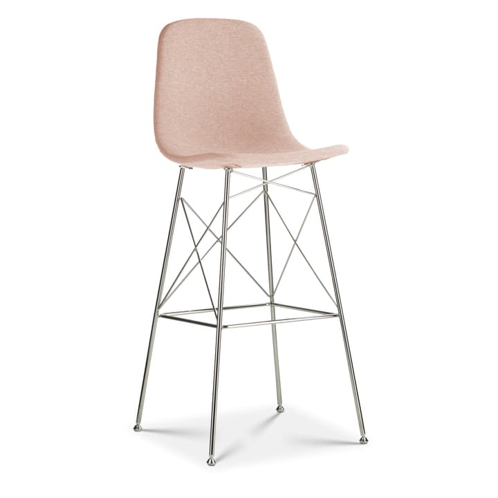 SEDIA Tabouret de bar 366189700000 Dimensions L: 47.0 cm x P: 48.0 cm x H: 119.0 cm Couleur Beige Photo no. 1
