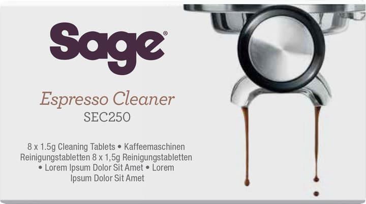 The Espresso Cleaner Comprimés de nettoyage Sage 785300150815 Photo no. 1