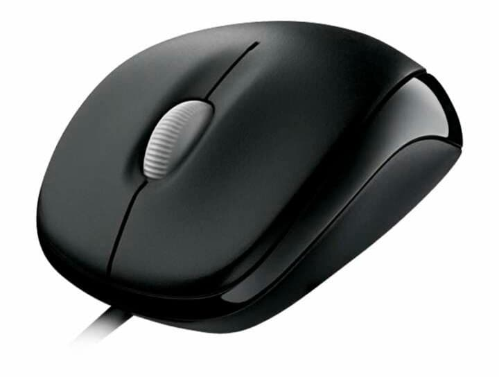 Compact Optical 500 Souris Microsoft 785300149243 Photo no. 1