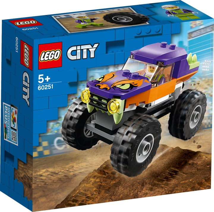 LEGO CITY 60251 Monster Truck 748738200000 Photo no. 1