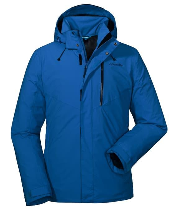 ZipIn! Jacket Adamont Herren-Trekkingjacke Schöffel 462754705440 Farbe blau Grösse 54 Bild-Nr. 1