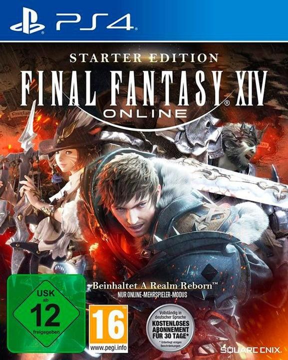 PS4 - Final Fantasy XIV: Starter Edition D Box 785300145009 Photo no. 1