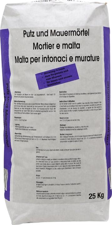 Malta per intonaci e murature Do it + Garden 676039600000 N. figura 1