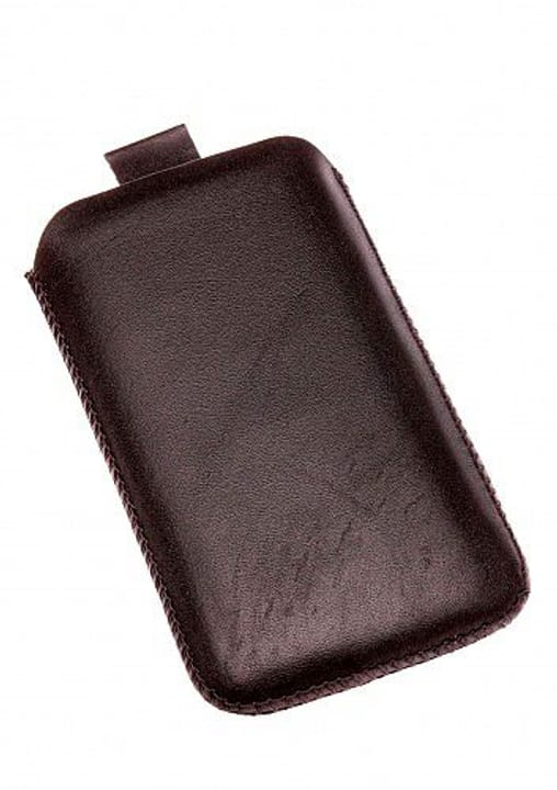 Flip Basic F220 Etui marron Coque Emporia 798084700000 Photo no. 1