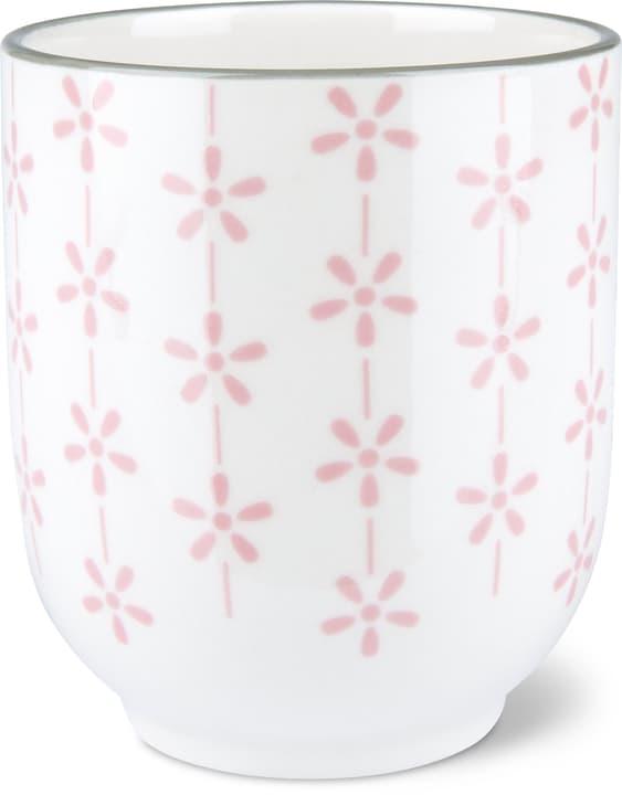 CUCINA & TAVOLA Tasse de thé Cucina & Tavola 703617100036 Couleur Rose, Blanc Dimensions H: 8.5 cm Photo no. 1