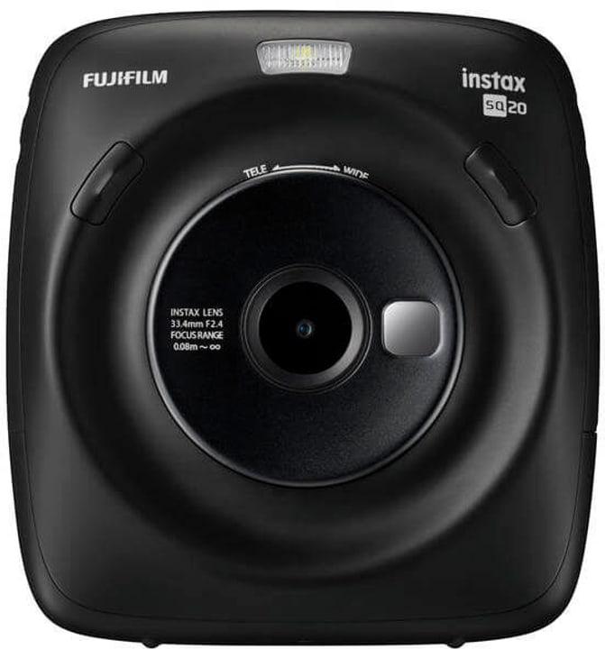 Instax Square SQ20 Black Caméra à image instantanée FUJIFILM 785300146001 Photo no. 1