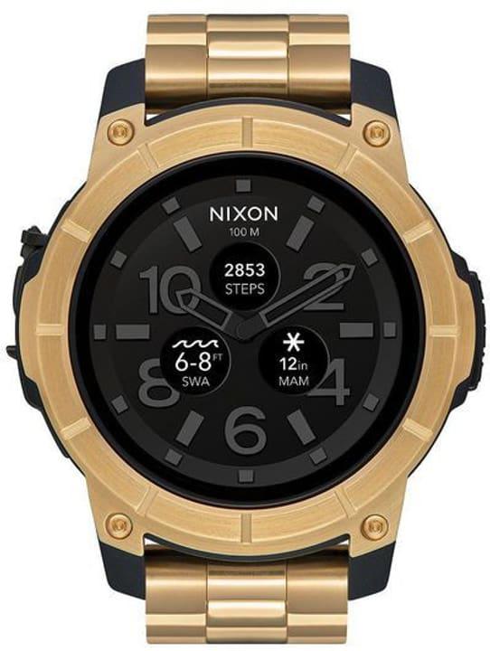 Mission SS Gold 48 mm Montre bracelet Nixon 785300137025 Photo no. 1