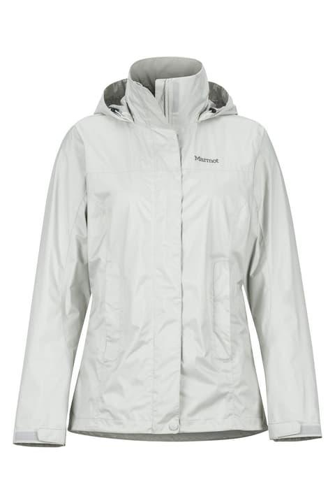Precip Eco Veste de trekking pour femme Marmot 465716900387 Couleur argent Taille S Photo no. 1