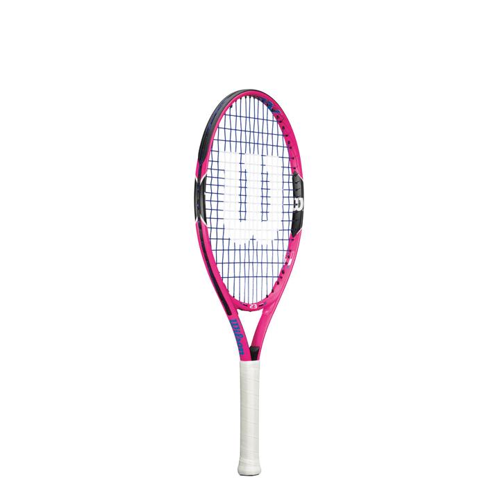 Burn Pink 23 Racket Wilson 491549802329 Dimensione delle impugnature a partire 23 Colore magenta N. figura 1