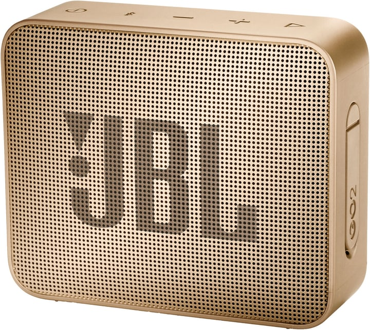 JBL GO 2  - Champagne Haut-parleur Bluetooth JBL 772831500000 Photo no. 1