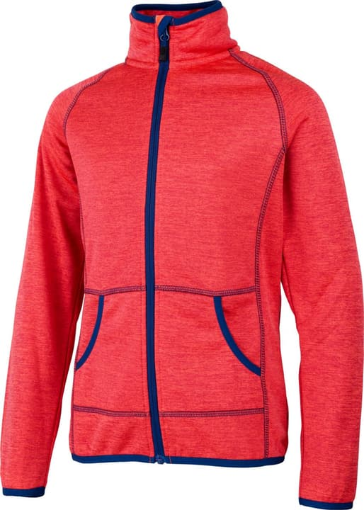 Veste en polaire stretch pour fille Trevolution 466928515257 Couleur corail Taille 152 Photo no. 1