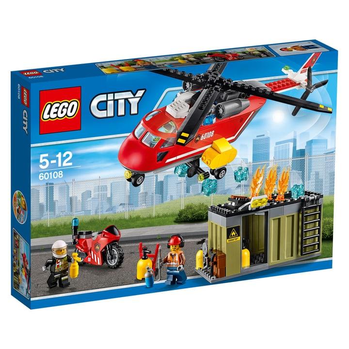 LEGO City Feuerwehr-Löscheinheit 60108 748805500000 Bild Nr. 1