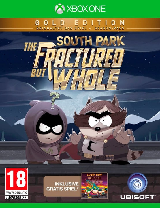 Xbox One - South Park - The Fractured But Whole - Gold Edition Fisico (Box) 785300129498 N. figura 1