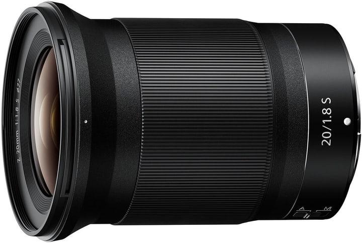 Nikkor Z 20mm f/1.8 FX S Objecif Nikon 785300151660 Photo no. 1