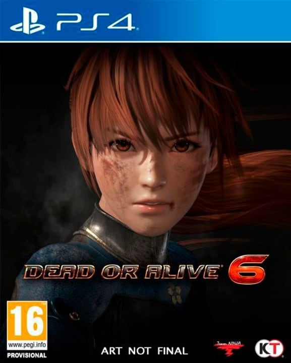 PS4 - Dead or Alive 6 Box 785300141450 Langue Français Plate-forme Sony PlayStation 4 Photo no. 1