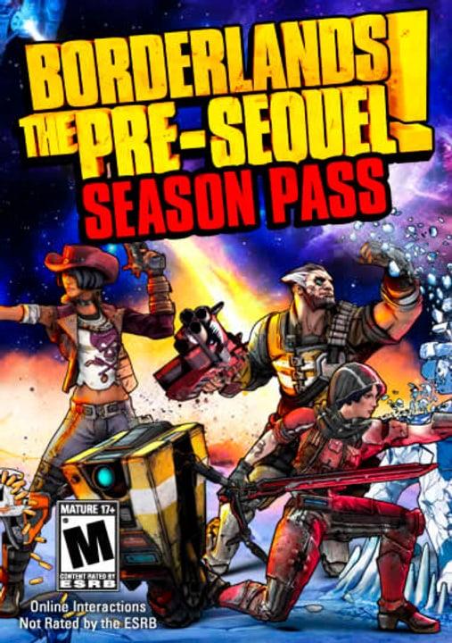 Mac - Borderlands: The Pre-Sequel Season Pass Digitale (ESD) 785300133568 N. figura 1