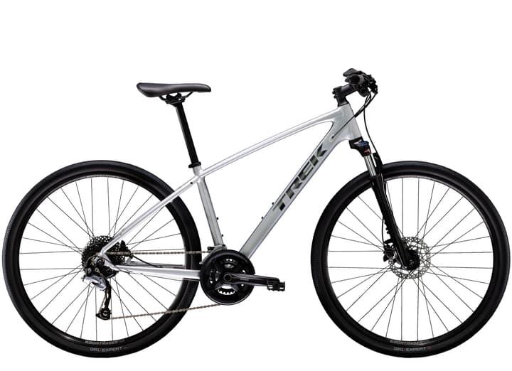 Dual Sport 3 Trekkingbike Trek 463358000487 Farbe silberfarben Rahmengrösse M Bild Nr. 1
