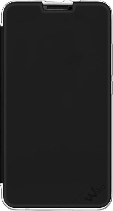 Book Cover noir Coque Wiko 798613100000 Photo no. 1