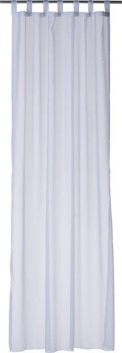DANA Fertigvorhang Tag 430259300010 Farbe Weiss Grösse B: 140.0 cm x H: 245.0 cm Bild Nr. 1