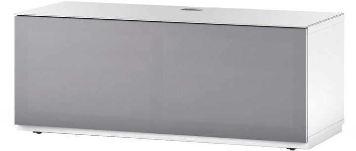 STA110T - mobili-tv - Bianco / Grigio Sonorous 785300131305