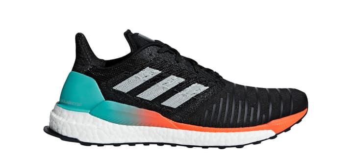 Solar Boost Herren-Runningschuh Adidas 463230741020 Farbe schwarz Grösse 41 Bild-Nr. 1