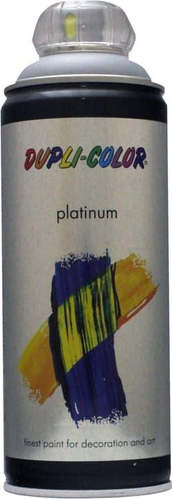 Vernice spray Platinum opaco Dupli-Color 660834600000 Colore Grigio Argento Contenuto 400.0 ml N. figura 1